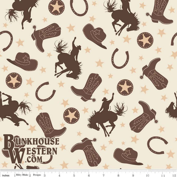 52 best Western Fabric images on Pinterest | Westerns, Cowboys and ... : western quilting fabric - Adamdwight.com
