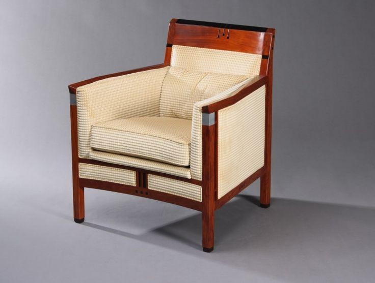 Schuitema Rennie fauteuil Art Deco Decoforma