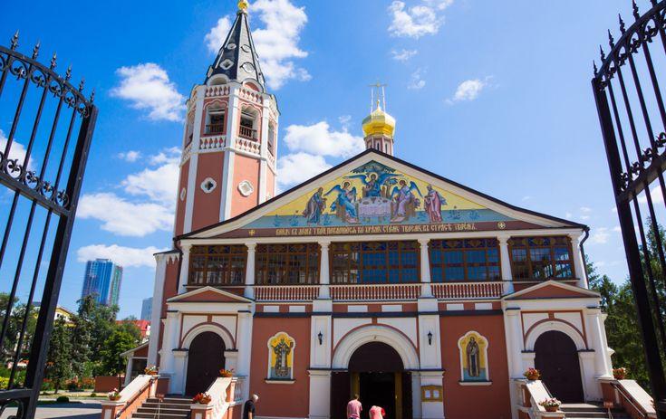 Троицкий Собор в Саратове