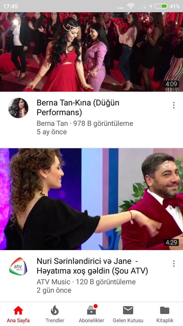 Stella adlı kullanıcının reqs videolari panosundaki Pin ...