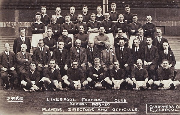 Liverpool FC 1929-30