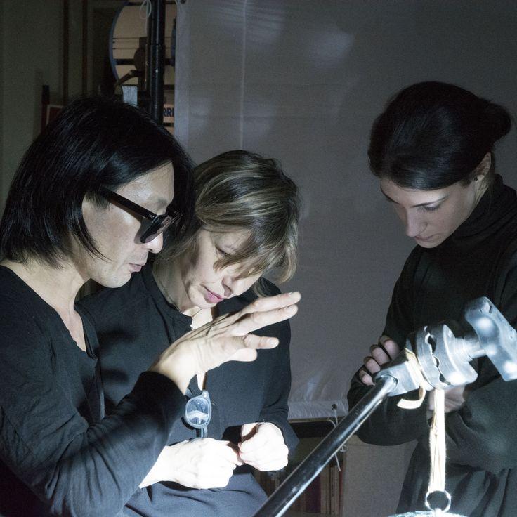 director: Mote Sinabel Aoki - Stylist: Cinzia Minghetti - Stylist Assistent: Cora Bellotti