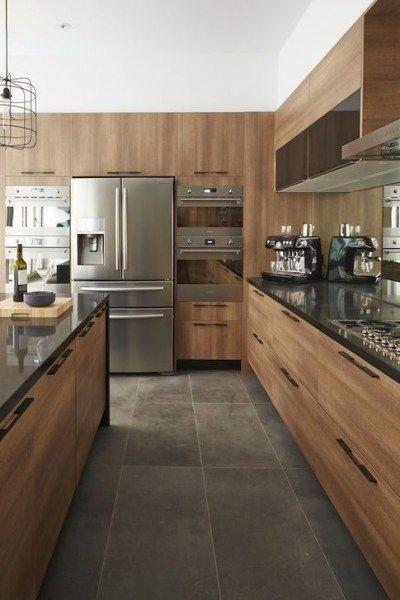60 popular contemporary kitchen design ideas kitchen ideas rh pinterest com