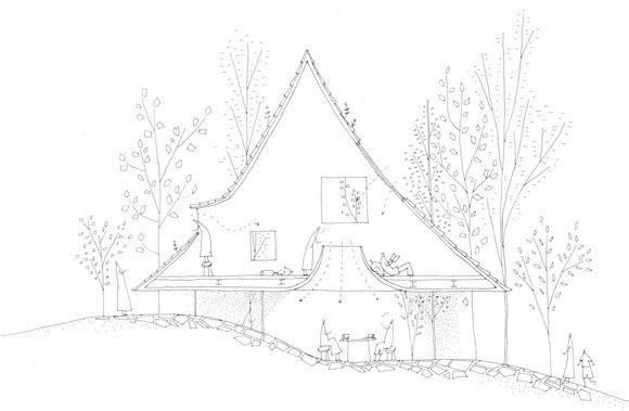 JA+U : Weekend House in Sengataki by o+h
