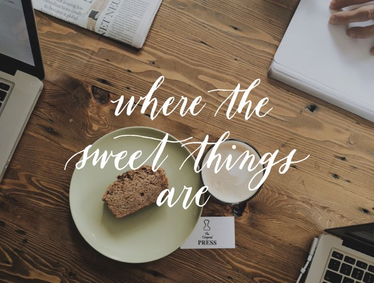 Final logo for Where the Sweet Things Are!