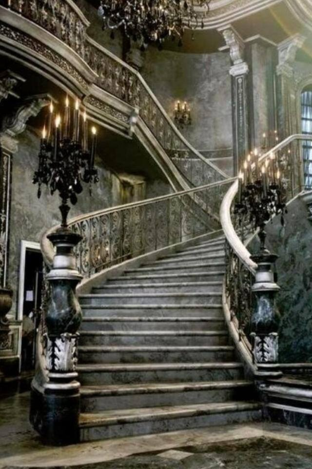 Haunted Staircase 540 best Stairs images on