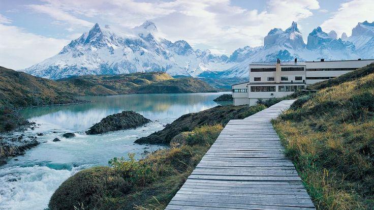 Explora en Patagonia in Torres del Paine, Chile. Divine.