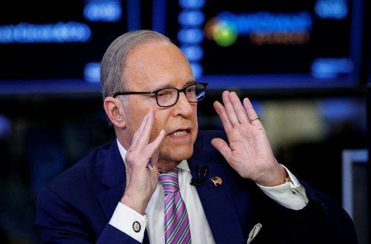 Trump taps commentator Kudlow to be economic adviser: reports