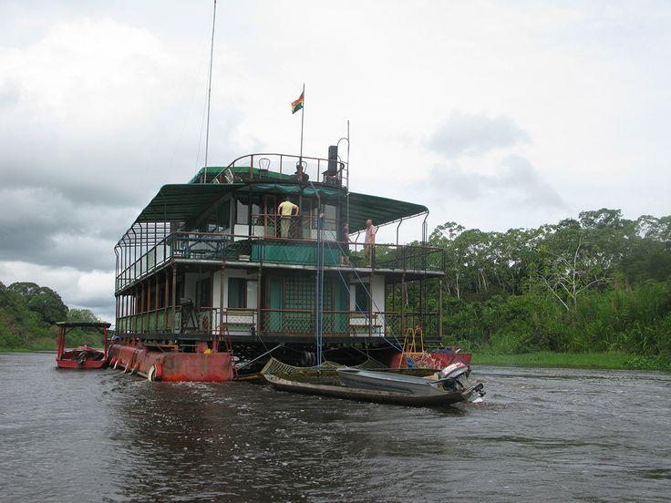 The Flotel Reina de Enín | Flotel Reina de Enin | Amazon Cruiser