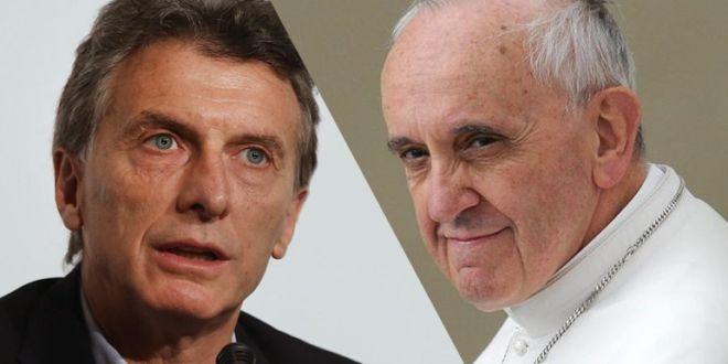 """El Papa Francisco envía un mensaje a Macri tras la eliminación de pensiones: """"Vos sos un…"""" ¡INCREIBLE!"""