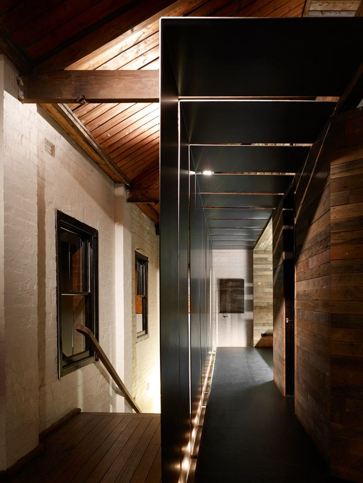 Warehouse Apartment Collingwood by Wolveridge Architects Autralia