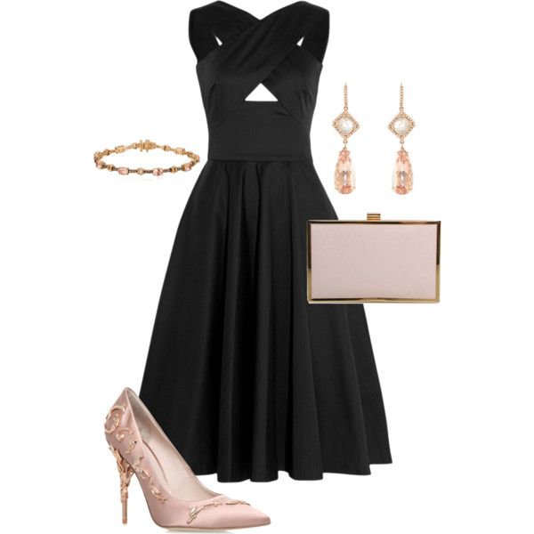 Untitled #694 by spectre11 on Polyvore featuring moda, Tomas Maier, RALPH & RUSSO, Carvela Kurt Geiger, NSR Nina Runsdorf and LE VIAN