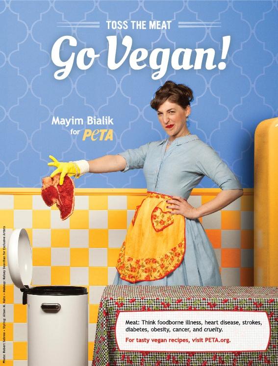 PETA Ads of 2012