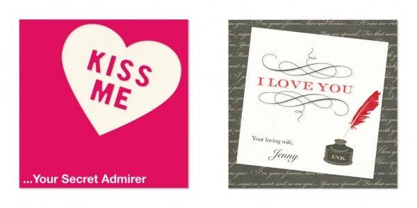 Create Custom Valentines with the Martha Stewart Craft Studio App for iPad.