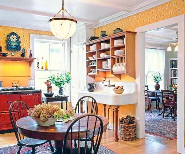 Yellow Farmhouse Kitchen: 258 Best Images About Antique Sinks On Pinterest