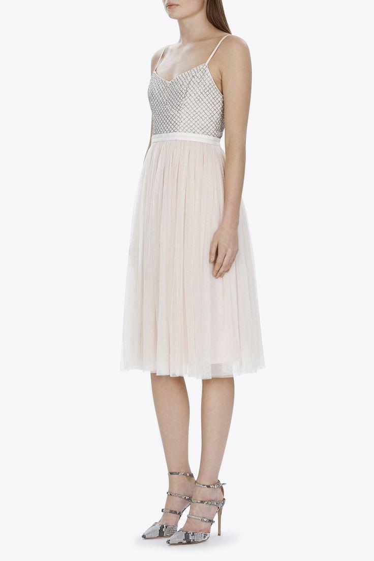 Needle & Thread Pink Coppelia Ballet Dress | Contemporary British Clothing