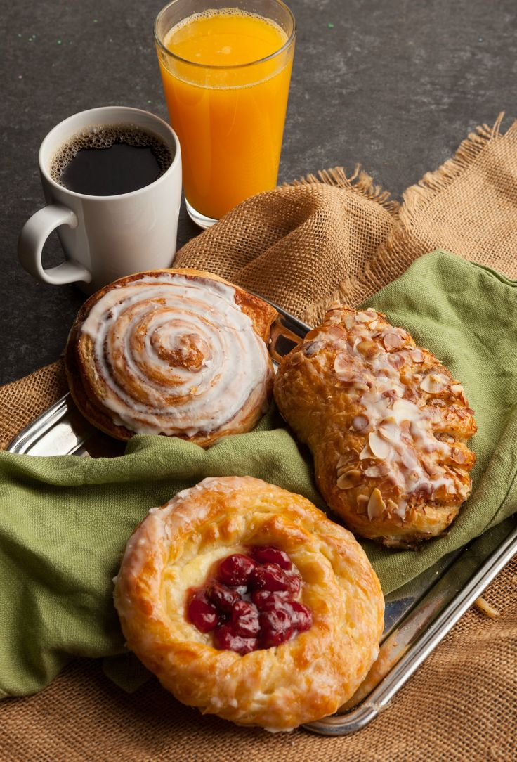 Breakfast Pastries   Start your day with a warm and flakey Breakfast Pastry. Stop by Ettore's Bakery and Cafe in Sacramento