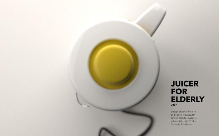 juicer by Bram van Krieken at Coroflot.com