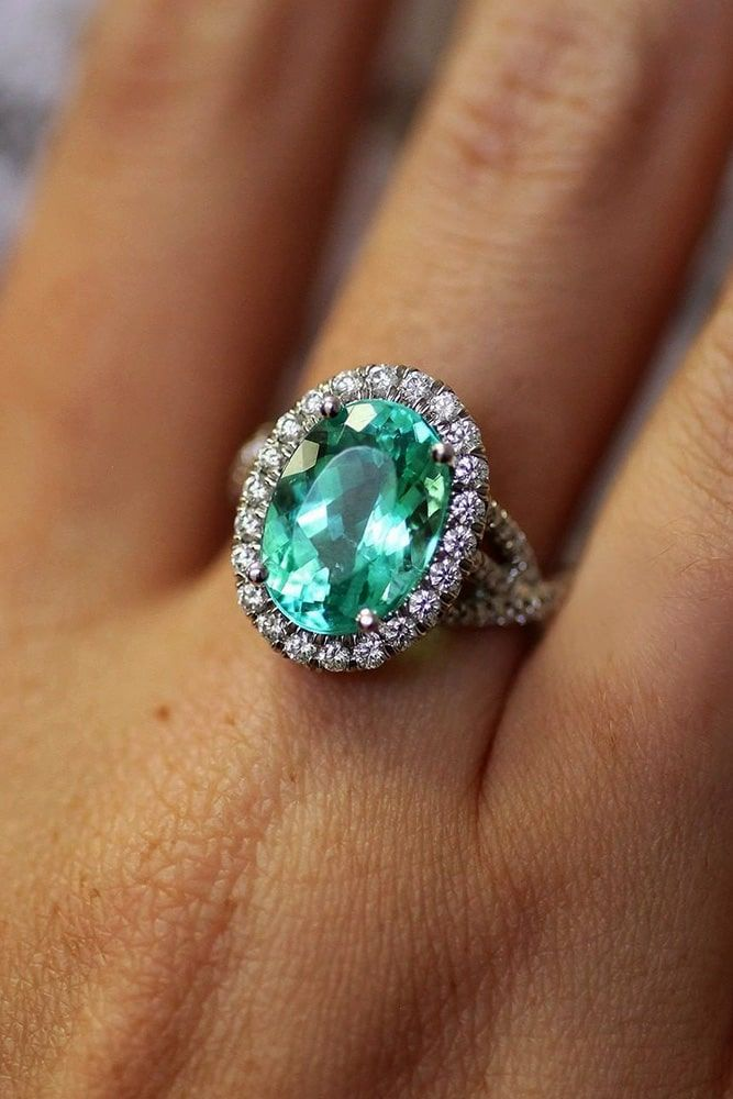 Gemstone Engagement Rings For A Unique Woman ★ See more: ohsoperfectpropos… …