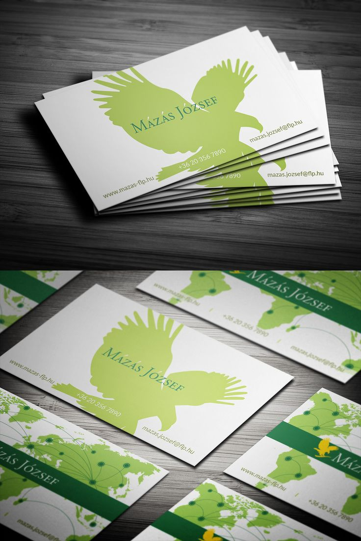 Business Card Version A