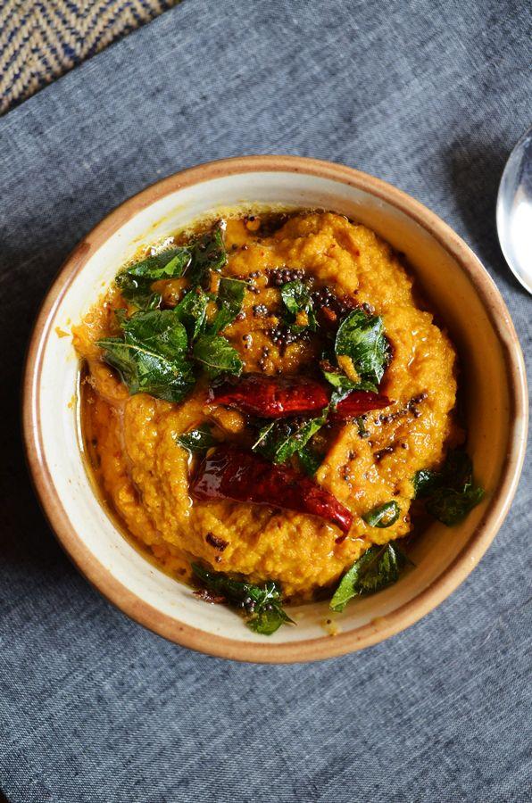 Breakfast ideas: Carrot chutney, healthy and easy chutney!  Recipe @ http://cookclickndevour.com/carrot-chutney-recipe  #cookclickndevour #recipeoftheday #foodblogs