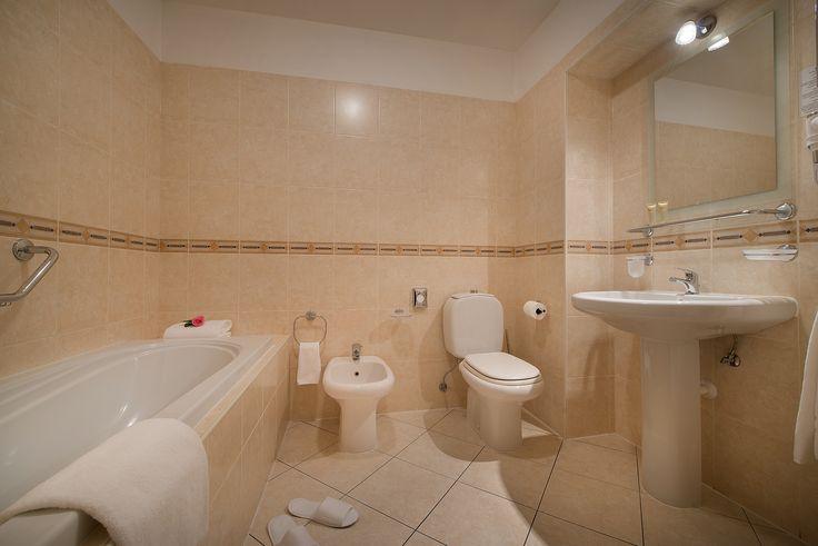 Prague Castle View Suite bathroom