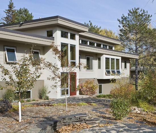 Eco Modern Rambler by Rehkamp Larson Architects