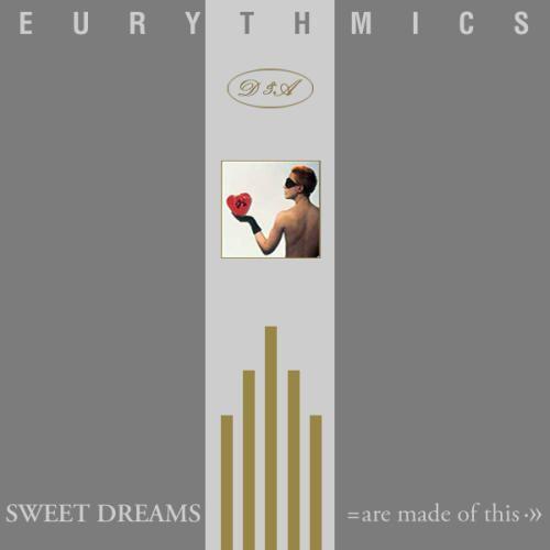 Eurythmics Sweet Dreams Album Cover