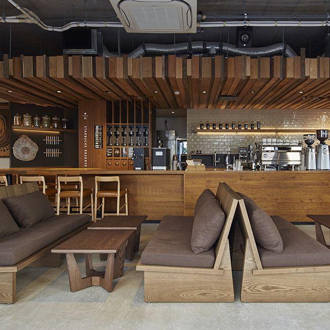 Beautiful Coffee Shop Concept