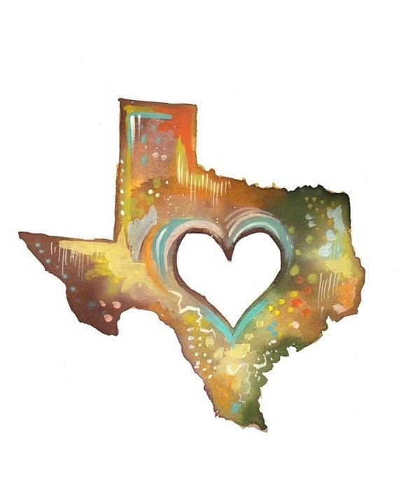 Texas: Texas Heart, Katy Daisies, Stars States, Texas Girls, Place, Deep, Sweet Homes, Texas Prints, Lonely Stars
