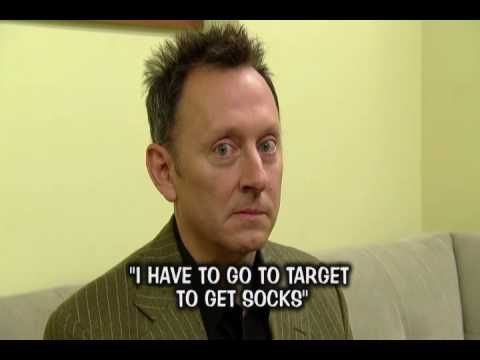 Michael Emerson needs to go shopping
