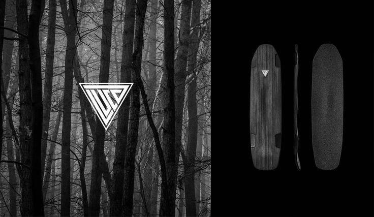 mono / LUCA longboards / recent design