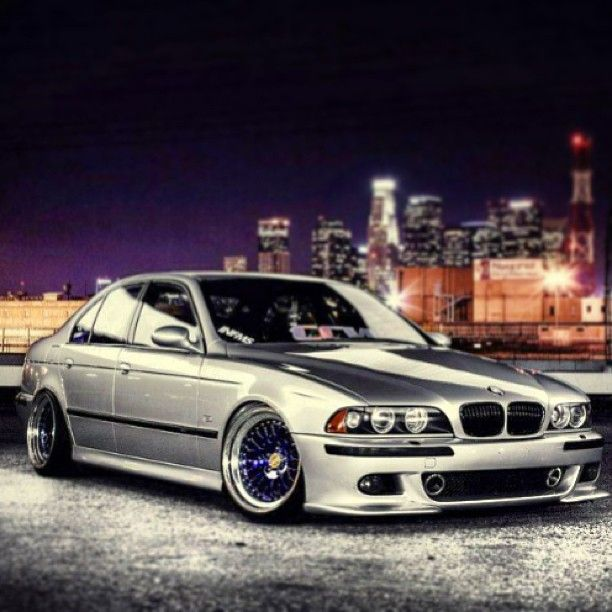 282 Best BMW E39's Images On Pinterest