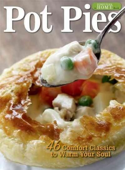 "<div>From the editors of Hobby Farm Homes magazine, Pot Pies is a comfort-food feast for lovers of simple but delicious ""eats."" The humble pot pie cannot be beat for soul-warming winter fare, especially one that is crafted in your own kitchen. With its..."