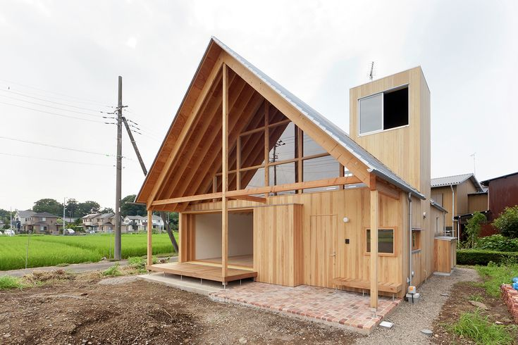Gallery - A Gabled Roof in Kawagoe / Tailored design Lab - 4