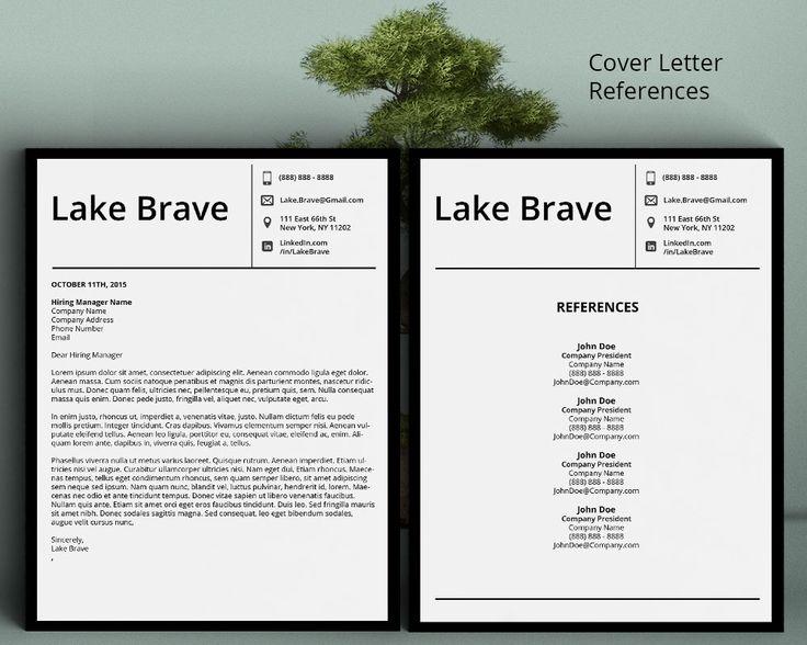 9 best Lake Brave Sophisticated CV Resume Template images on - sophisticated resume templates