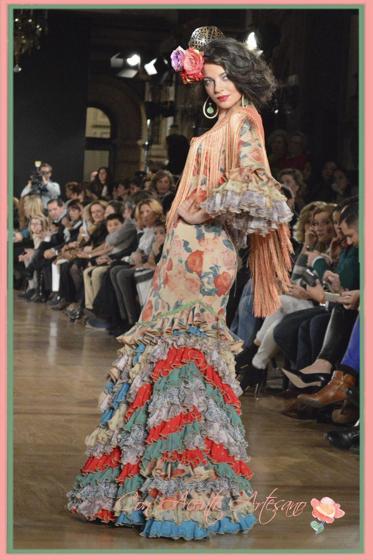 traje de flamenca lebrijano - Buscar con Google