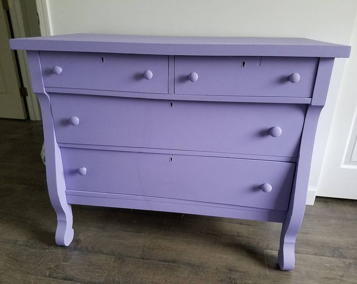 Good This Was A Custom Job Do Everything In Dixiebelle Lucky Lavender. Some  Little Girl Is