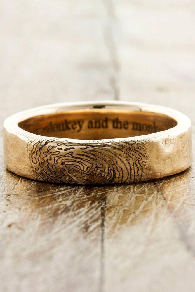 Mens Wedding Bands And Engagement Rings ❤ See more: http://www.weddingforward.com/mens-wedding-bands-engagement-rings/ #weddings