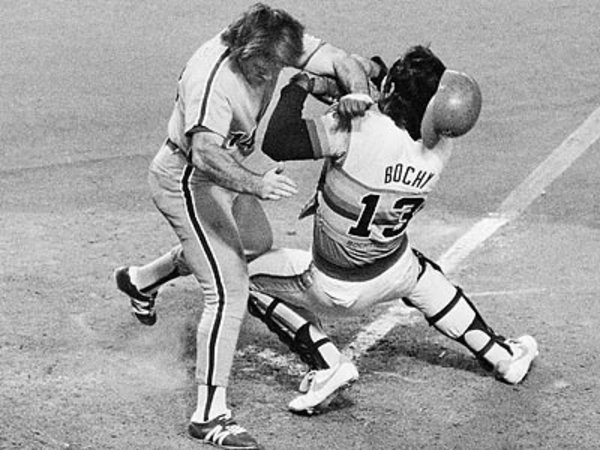 Pete Rose-- Bruce Bochy,ouch another reason to dislike pete rose