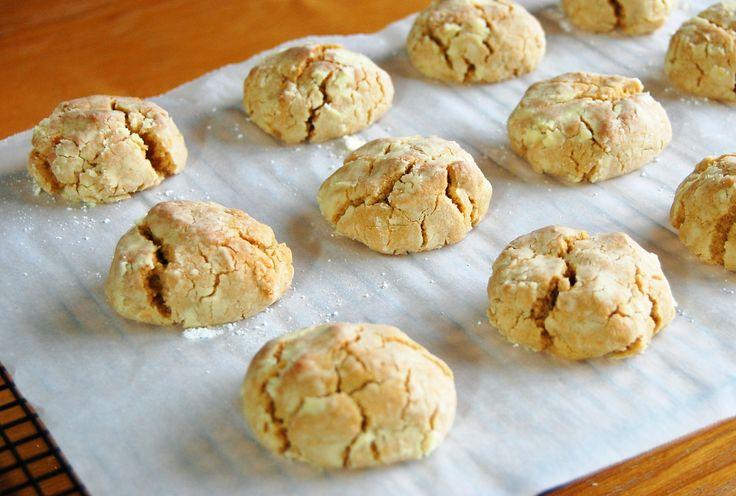 Soy Butter Crinkle Cookies #nutfree #soyswaps #soyfoodsmonth