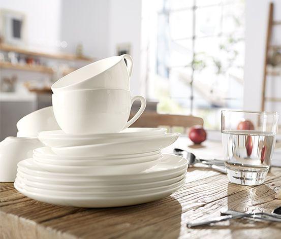 Luxusní kávový servis z kostního porcelánu