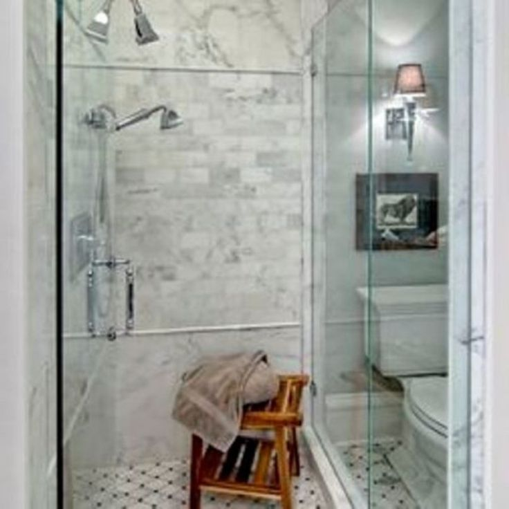 Bathroom Stainless Walk In Shoer With
