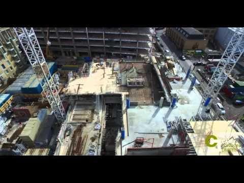 Carey London LTD - Construction Drone Cambridge