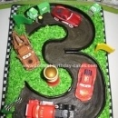 Coolest Mcqueen And Friends Cake 18