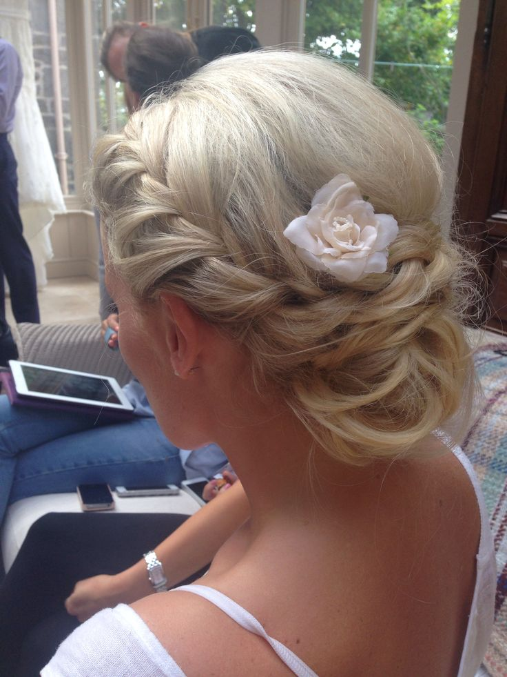 23 Best My Hair Ups Images On Pinterest Braids Bridesmaids And Plaits