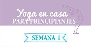 ¿Cómo hacer yoga en casa? Te ayudamos a elegir la esterilla, te enseñamos ejercicios de yoga, las posturas imprescindibles, sesiones para principiantes, libros, cursos, vídeos, yoga para niños... La página más completa de yoga en casa en: http://widemat.com/yoga-en-casa
