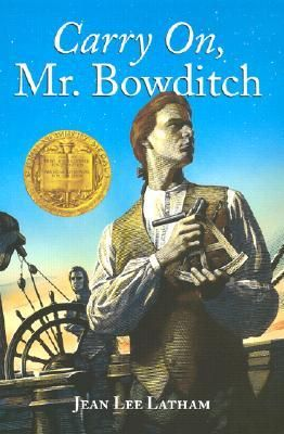 Carry On, Mr. Bowditch - loved this book!