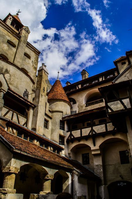 Bran Castle  ,Brasov  Romania (Dracula) Photo by George Florea — National Geographic Your Shot