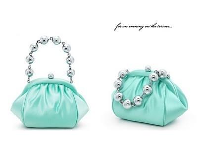 :) sweet blue purse